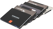 Solid State Drives (SSD)