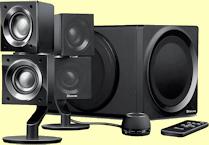 Speakers, microfoons, hoofdtelefoons & headsets