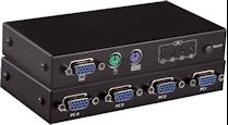 KVM-switches & accessoires