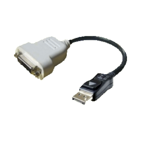 Dell 023NVR DisplayPort naar DVI-D Dual-link verloopkabel