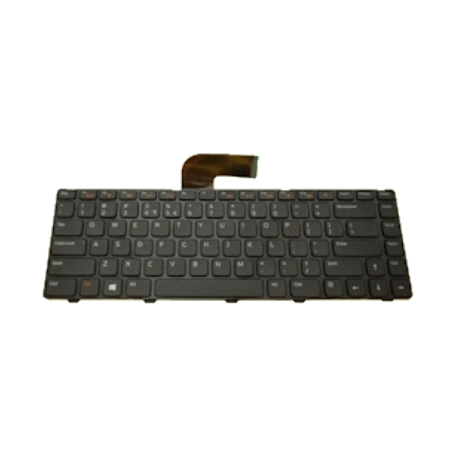 Dell 0YK72P Toetsenbord XPS 15 [L502X] (QWERTY-layout)