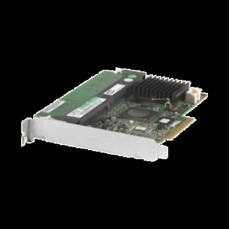 Dell 0MN985 PERC 5/I PCIe x8 2-ch SAS RAID-card met 256MB BBC