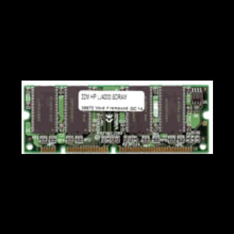HP Q7718AX Originele 128MB 100-pin DDR printergeheugen-DIMM