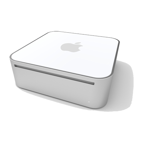 Apple Mac Mini G4 PowerPC 7447a 1.33GHz 1GB/40GB/CD-RW MDM/LAN/DVI