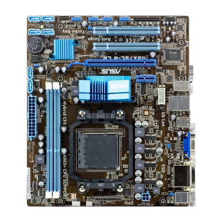 Asus M5A78L-M LE Socket AM3+ uATX (DDR3, HD3000, Core-Unlock, Gbit)