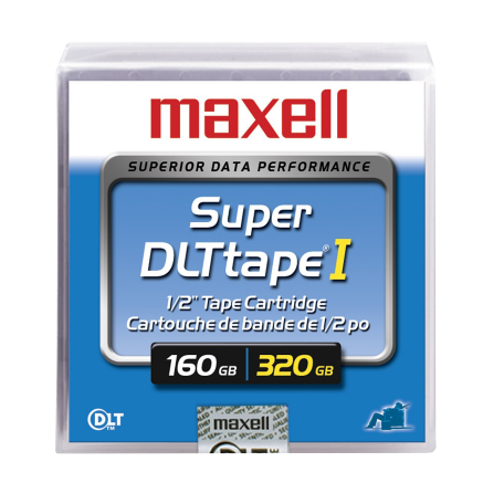 Maxell 174054 Super DLTtape I 160-320GB