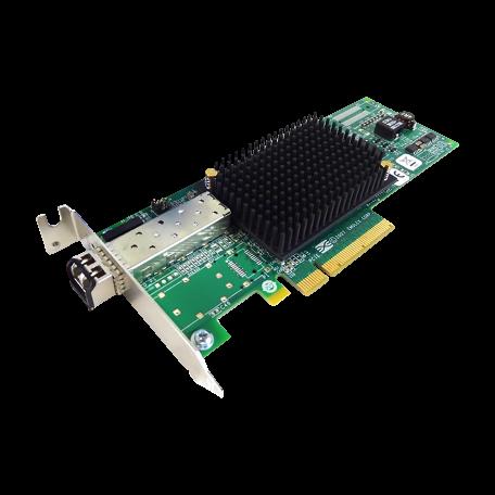 HP 489192-001 StorageWorks 81E 8Gb/s PCIe 2.0 x8 HBA + 8Gb SFP
