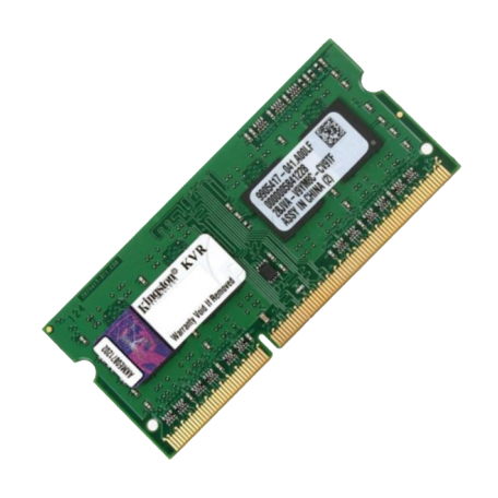Kingston KVR16S11S8/4 4GB SO-DIMM (DDR3 1600MHz, PC3-12800, CL11)