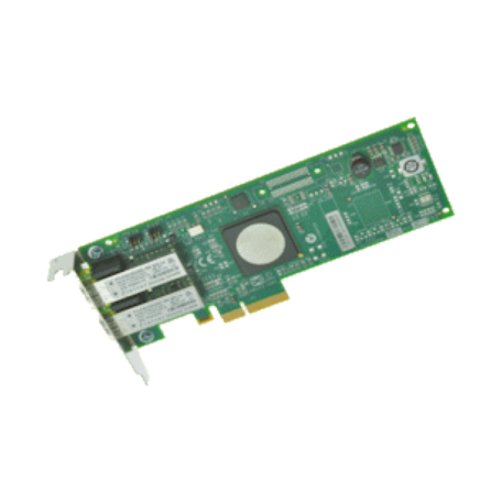 IBM 43W7512 Dual Port  4G PCIe x4 Low-Profile Host Bus Adapter