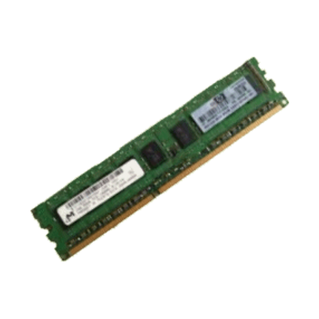 HP 500672-B21 4GB PC3-10600E CL9 2Rx8 ECC DDR3-1333 DIMM