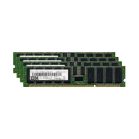 IBM 53P3228 4GB (4x1GB) DIMM kit voor Eserver pSeries p615