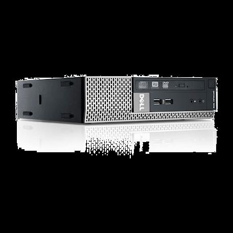 Dell Optiplex 7010 USFF i3-3220 3.3GHz, 4GB RAM/240GB SSD, DVDRW, Gbit, USB3.0, Win 10 Home