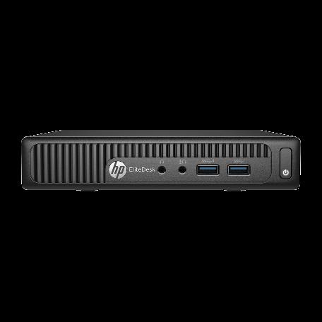 HP EliteDesk 705 G3 Mini Pro A6-8570E 3GHz, 8GB DDR4/256GB SSD, Radeon R5, VGA + 2x DP, Win 10 Pro