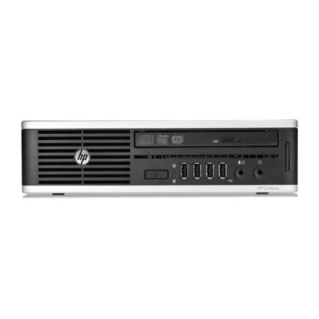 HP Elite 8000 USDT Core2Duo 3.16GHz, 4GB DDR3/500GB HDD, DVDRW, Gbit, 10x USB2.0, Win 10 Home