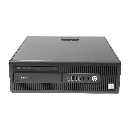 HP EliteDesk 800 G2 SFF Core i3-6100 3.7GHz, 4GB DDR4/240GB SSD+500GB HD, Gbit, 6x USB3.0, Win10 Pro