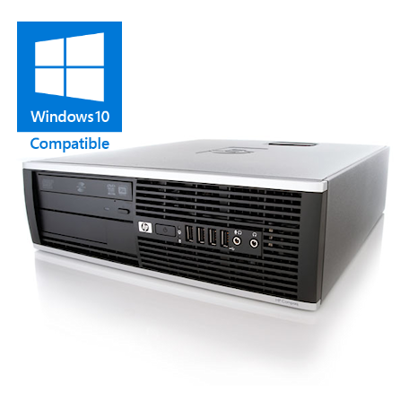 HP/Compaq Elite 8300 SFF i5-3570 3.4GHz 4GB RAM/500GB HDD, DVDRW, Gigabit LAN, 4x USB3.0, Win 7 Pro