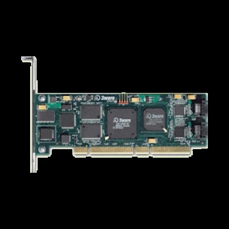 3ware 8506-4LP 4-kanaals 64-bits PCI SATA RAID-controller