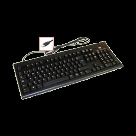 Wyse 901715-19L Enhanced Black USB-keyboard (UK, PS2 doorvoer)