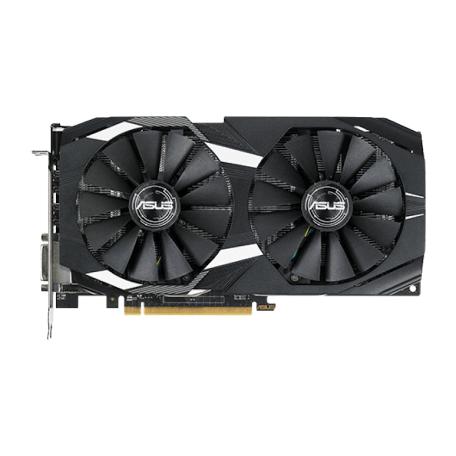 Asus DUAL-RX580-4G Dual-serie Radeon RX 580 4GB GDDR5 (2x DP, DVI-D, HDMI)