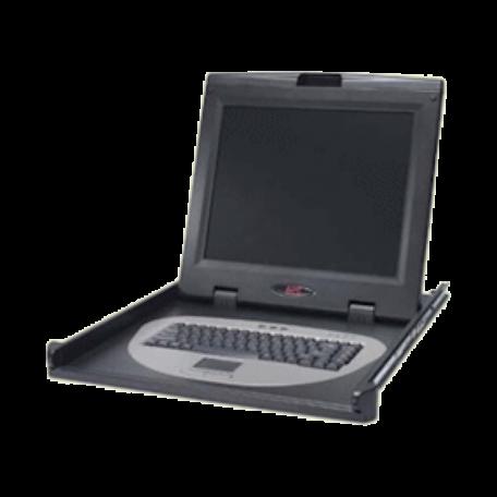 APC AP5017 1U Rackmount LCD 17