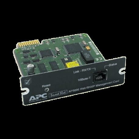 APC AP9606 SmartSlot Web SNMP Mgmt Card (10Base-T)