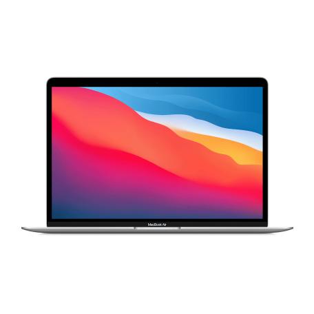 Apple MacBook Air 2020 M1 8-core CPU, 8GB RAM/512GB SSD, 13.3 inch 2560x1600, macOS Big Sur (Zilver)