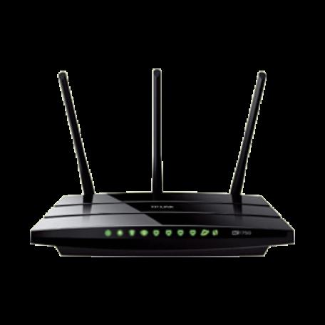 TP-LINK Archer C5 V2 AC1200 Draadloze dubbelband gigabit router