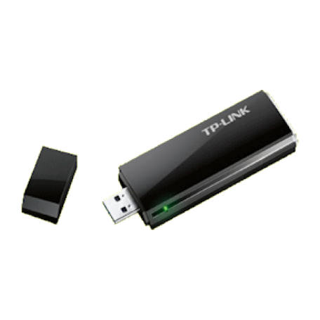 TP-LINK Archer T4U 802.11ac AC1300 Wireless Dual-Band USB Adapter