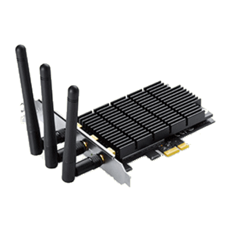 TP-LINK Archer T8E AC1750 Wireless Dual Band PCI Express Adapter