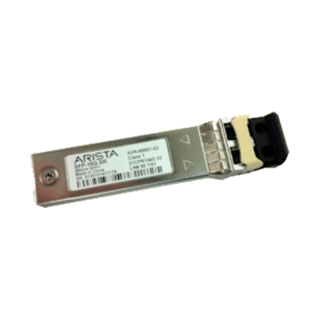 Arista SFP-10G-SR SFP+ 10Gbit 850nm Short-Range transceiver