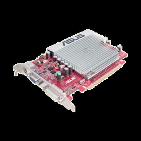 Asus EAH2400XT/HTP/256M/A Radeon HD 2400XT PCI-E (256MB DDR3, VGA/DVI/TVO)