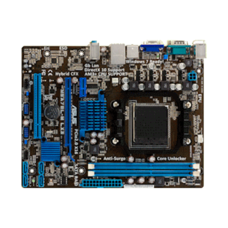 Asus M5A78L-M LX3 Socket AM3+ uATX (DDR3, HD3000, Core-Unlock, Gbit)