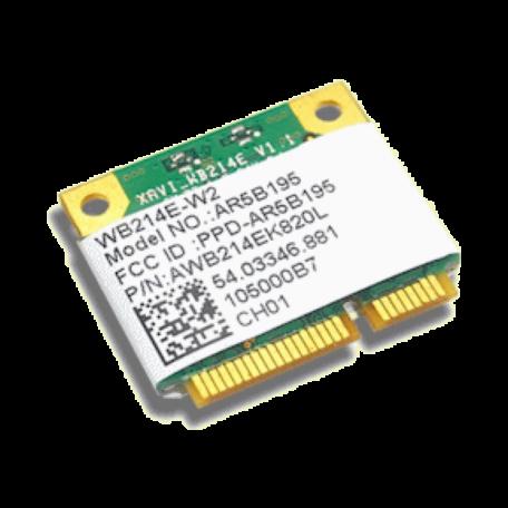Atheros AR5B195 Wireless 802.11n 150Mb/s + Bluetooth 3.0 Mini-PCIe