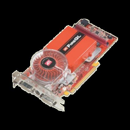 HP 413107-001 ATI FireGL V7200 (256MB, 2x DVI-I + Stereo, PCI-e)