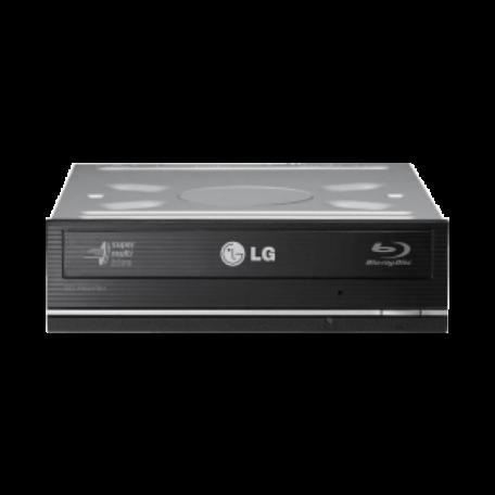LG BH10LS38 SuperMulti Blue 10x Blu-Ray rewriter (SATA, zwart)