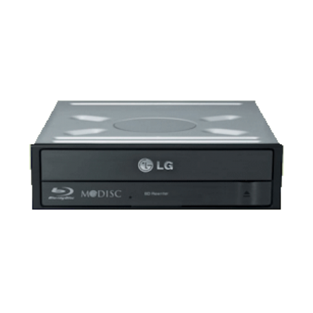 LG BH16NS40 SuperMulti Blue 16x Blu-Ray rewriter (SATA, zwart)