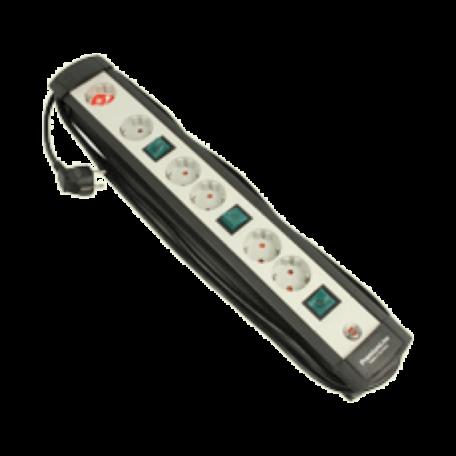 Brennenstuhl 1156050078 Premium-Line kontaktdoos (3x2 aansluitingen,3500W)