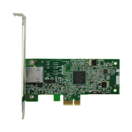 Broadcom BCM5721 NetXtreme PCIe x1 Single-Port Gigabit Adapter