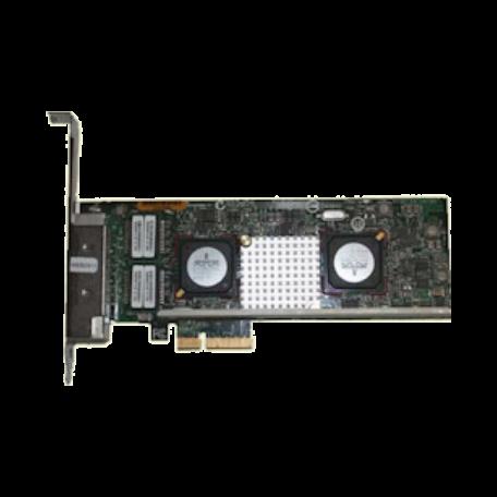Broadcom BCM95709A0906G 4-port LP PCIe x4 Gigabit Ethernet Server Adapter
