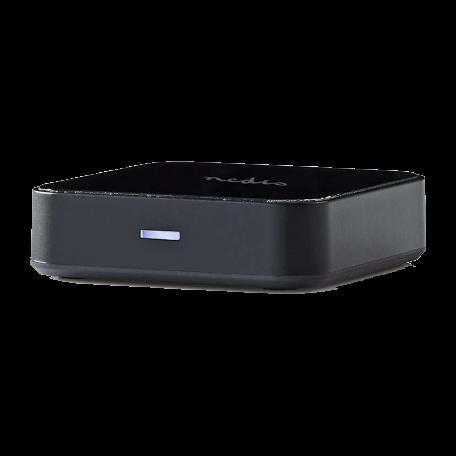 Nedis BTRC100BK Draadloze Bluetooth Audio-ontvanger met 3,5mm uitgang (10m bereik)