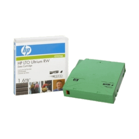 HP C7974A LTO Ultrium 4 RW Data-Cartridge 1.6TB