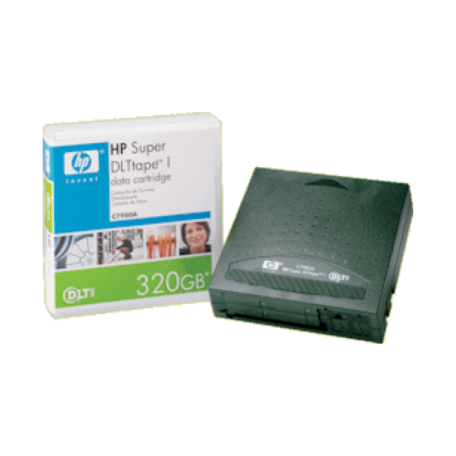 HP C7980A Super DLTtape I 220-320GB datacartridge