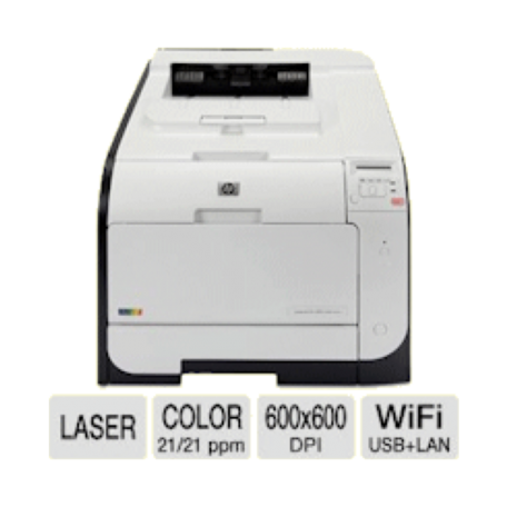 HP CE956A LaserJet Pro 400 Color M451nw (20pm, USB+LAN+WiFi)