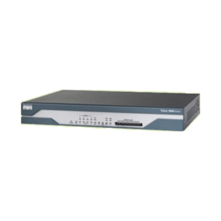 Cisco 1841 V05 Integrated Services Router (inc. 2x WIC 1SHDSL V3)