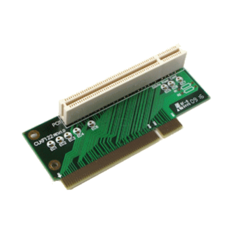 Morex CLKF122 Single PCI Riser-kaart 32-bits