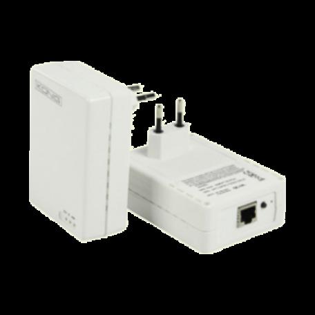 König CMP-HOMEPL1001 Set van 2x 1000Mbps Powerline Ethernet Adapter