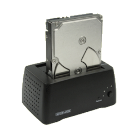 König CMP-MOBDOCK50 USB2.0+eSATA dock voor 2.5