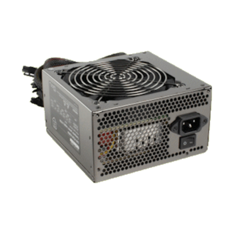 König CMP-PSUP350RW Stille ATX-voeding 350W (PCIe 6+2p, 4x sATA)