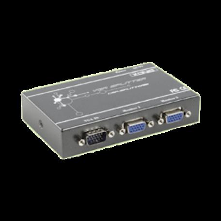 König CMP-SPLITVGA10 Professional 2-poorts VGA-splitter (tot 1920x1440)