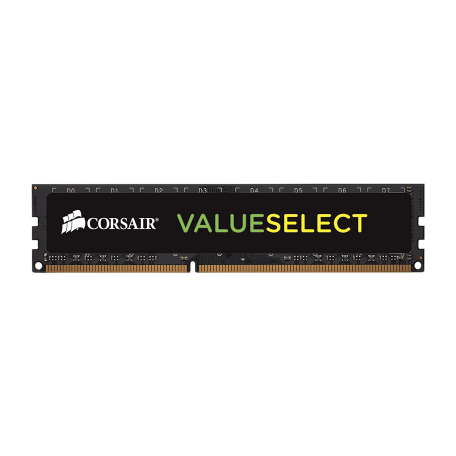 Corsair CMV8GX3M1C1600C11 ValueSelect 8GB DDR3L-1600 PC3-12800 CL11 unbuffered DIMM